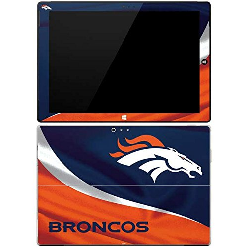 Skinit Denver Broncos Surface Pro 3 Skin - Officially Licensed NFL Tablet Decal - Ultra Thin, Lightweight Vinyl Decal Protection