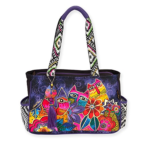 - Laurel Burch Medium Tote 14.5