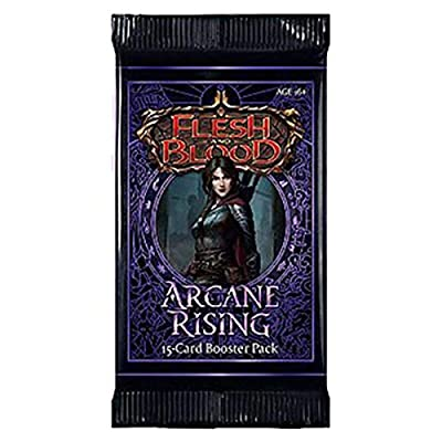 Flesh and Blood TCG: Arcane Rising Booster Box: Toys & Games