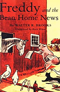 Freddy and the Bean Home News (Freddy the Pig Book 10)
