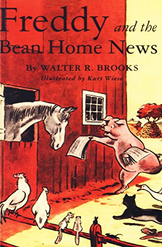 Freddy and the Bean Home News (Freddy the Pig Book 10) ()