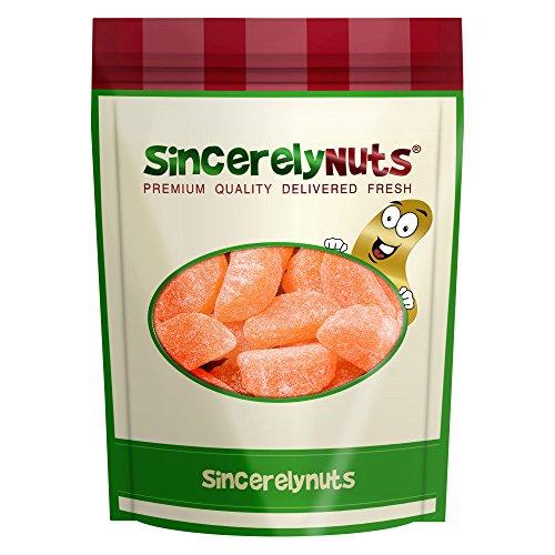 Slices Orange Orange Sugar (Sincerely Nuts Orange Slices - Three Lb. Bag - Irresistible Flavor - Lip Smacking Texture - Packed for Exceptional Freshness - Premium Quality!)