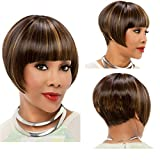YX Women Brown Natural Hair Ombre Wig - Best Reviews Guide