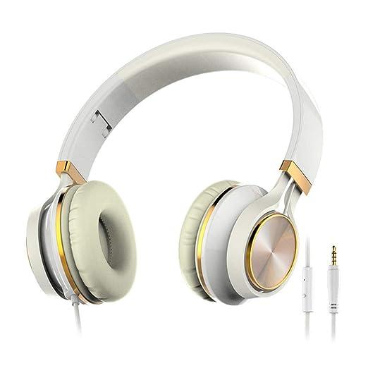 BSTLY Auriculares de Juego - Diadema Headphone,Teléfono móvil ...