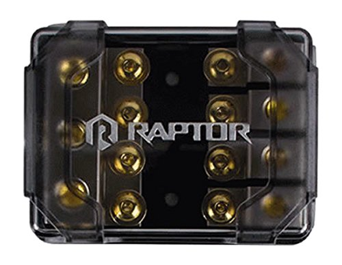 Raptor R54MANL PRO SERIES - MANL 4-Position Fused Distribution Block