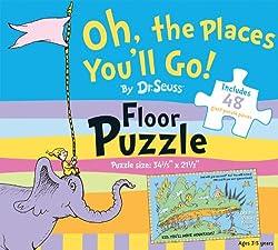 Dr. Seuss Floor Puzzle