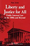 Liberty and Justice for All, Nan Aron, 0813306965