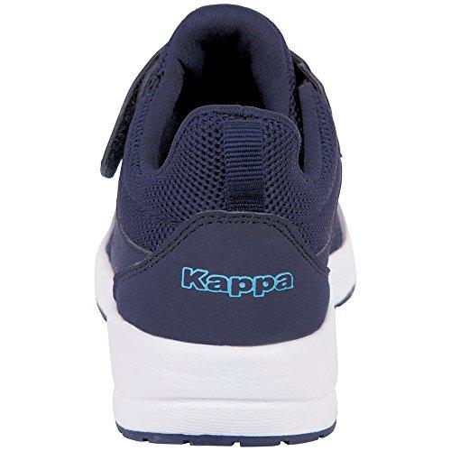 Kappa Unisex-Kinder Tray II Sun Kids Sneaker Pink (2221 Pink/Rosé)