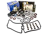 Evergreen TBK328MVCA 02-05 Subaru Impreza WRX Turbo 2.0 DOHC EJ20 Timing Belt Kit Valve Cover Gasket AISIN Water Pump