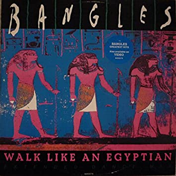 4e7915244cf7 Image Unavailable. Image not available for. Color: Walk Like An Egyptian ...