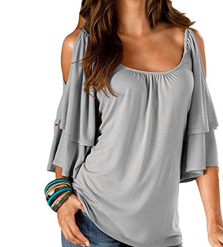 compras de mujer Camiseta 365 Empire cintura alta para de X Waist Large HBxBwdU