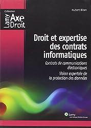 Droit et expertise des contrats informatiques