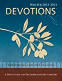 Devotions Pocket Edition-Winter 2012-2013, Standard Publishing, 0784734720