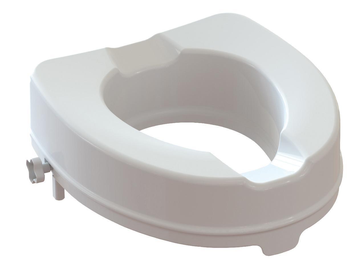 Sedili Wc Per Disabili : Sedile wc alza water bianco cm 10: amazon.it: fai da te