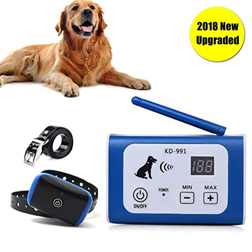 Wireless Electric Dog Fence Pet Containment System