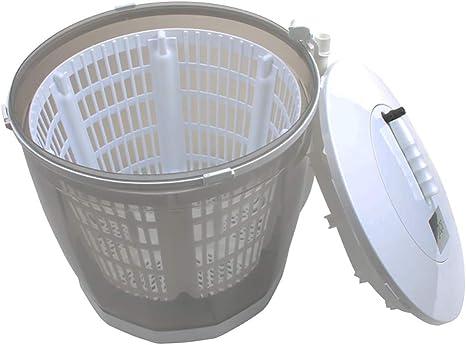 XXXVV Combinación Mini Lavadora portátil (Capacidad 2kg): Amazon ...