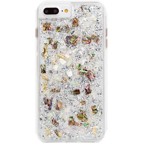 Case Mate Karat Pearl Case For Apple iPhone 6 / 6s / 7 / 8 Plus (ONLY) - Mother Of Pearl