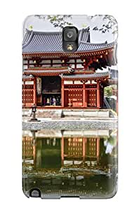 Forever Collectibles Byodoin Temple Uji In Japan Hard Snap-on Galaxy Note 3 Case