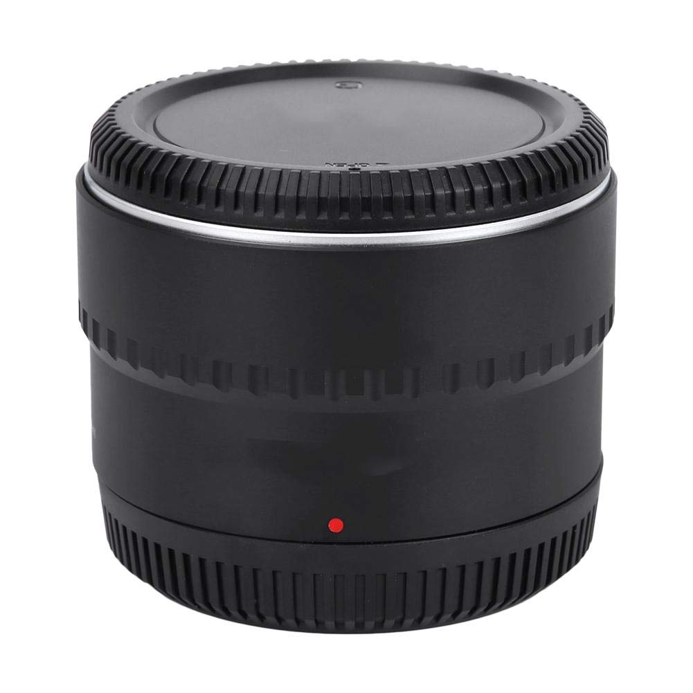 Taidda Macro Extension Tube, Dust-Proof Sturdy 45MM Macro Extension Tube Auto Focusing for Fuji GFX50R/S for Fuji G Mount Camera by Taidda