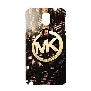 Customized Style Michael Kors Logo Phone Case 3D Phone Case Snap on Samsung Galaxy Note 3 N9005 Luxury Michael Kors Logo