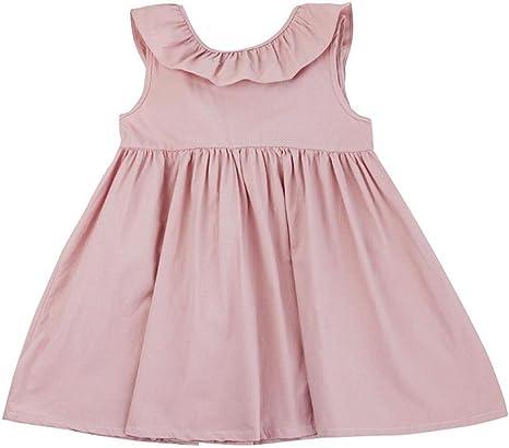 Falda niña Vestido de princesa de bebé Niñas Vestido de fiesta ...