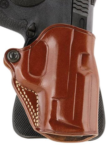 Galco Speed Paddle Holster for Glock 26, 27, 33 (Tan, (Galco Paddle Holsters)