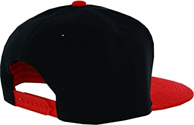 Amazon.com: DC Comics Suicide Squad Logo Snapback Hat (Red/Black): Clothing