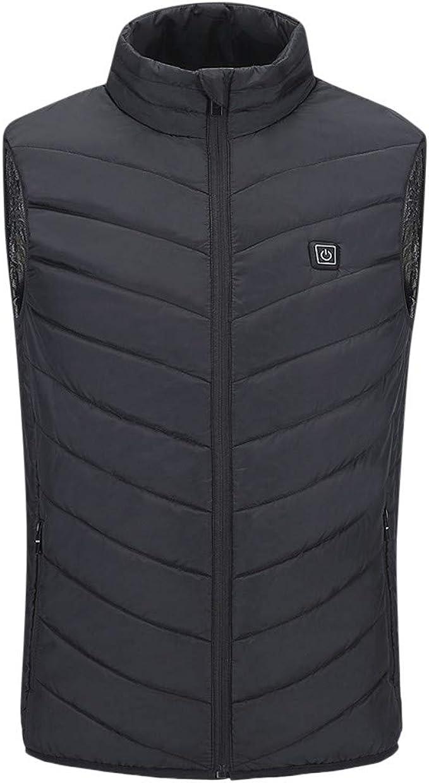 Men Thick Warm Sleeveless Jacket Waistcoat Thermal Windproof Polar Fleece Vest