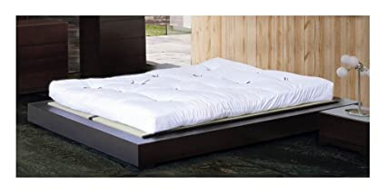 Amazon Com Zen Platform Bed Size Queen Kitchen Dining