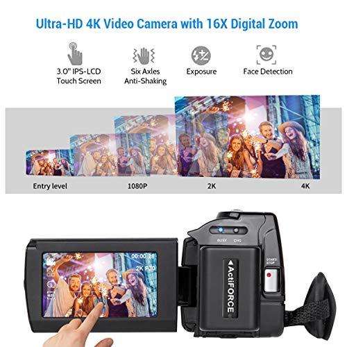 Buy budget 4k camcorder