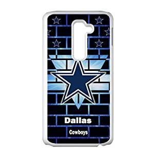 SHEP Dallas Cowboys Brand New And Custom Hard Case Cover Protector For LG G2