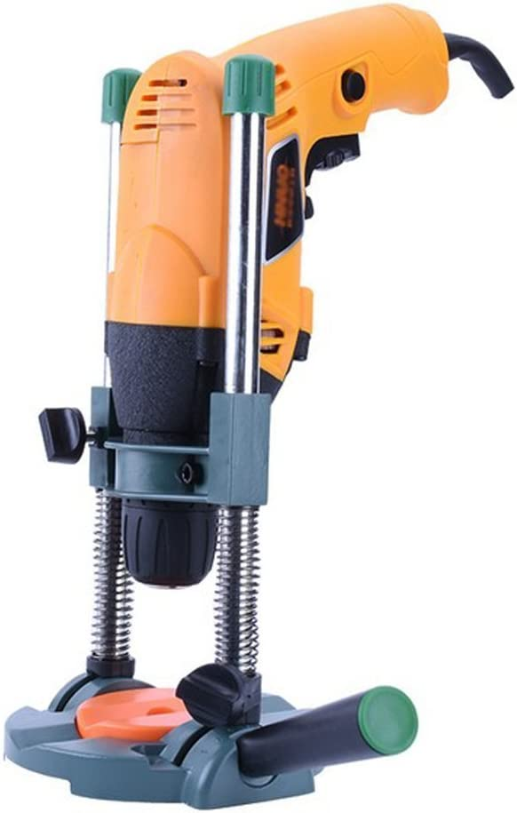 AMYAMY Wood Vertical Drill Guide for Portable and Electric Drills