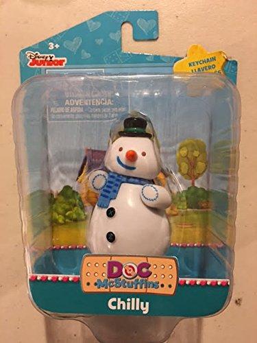 Amazon.com: Disney Junior Doc McStuffins Keychain- CHILLY (1 ...