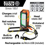 Klein Tools 56403 LED Light, Rechargeable