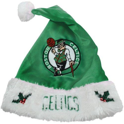 Boston Celtics Santa Hat - 2