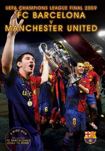Film: UEFA Champions League Final 2009: FC Barcelona v ...