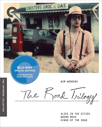 Wim Wenders: The Road Trilogy (The Criterion Collection) [Blu-ray]