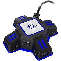 Happon Convertidor de Teclado de ratón KX, Adaptador