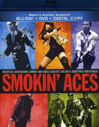 - Smokin' Aces [Blu-ray]
