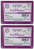 2-Pack - Knitter's Pride KP800415 Knit Blockers & Pin Kit