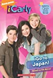 iCarly: iGo to Japan! by Aaron Rosenberg (2010) Mass Market Paperback