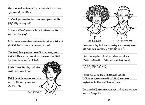 Dork Diaries 1: Tales from a Not-So-Fabulous Life by Aladdin Paperbacks (Image #6)
