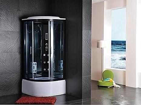 Cabine Doccia Jacuzzi : Cabina doccia idromassaggio sauna bagno turco amazon