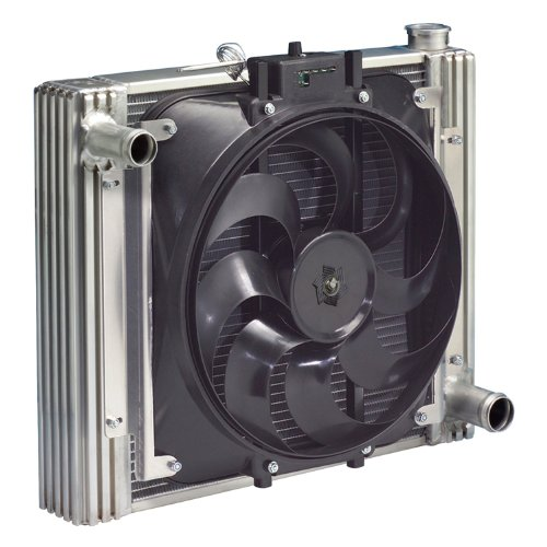 Flex-a-lite 51168 Radiator/Fan Combo by Flex-a-lite (Image #1)
