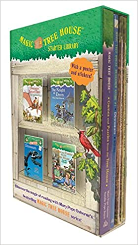 Buy Magic Tree House Starter Library Boxed Set Book Online