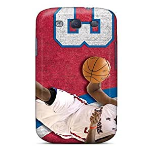 For MXcases Galaxy Protective Case, High Quality For Galaxy S3 Los Angeles Clippers Skin Case Cover