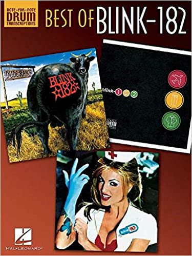Best of blink-182 (Note-For-Note Drum Transcriptions): Blink