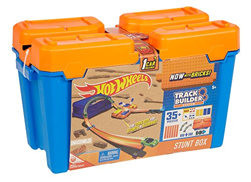 Hot Wheels Track Builder Stunt Box by Hot Wheels (Image #19)