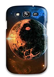 Alex D. Ulrich's Shop Rugged Skin Case Cover For Galaxy S3- Eco-friendly Packaging(shining Together)