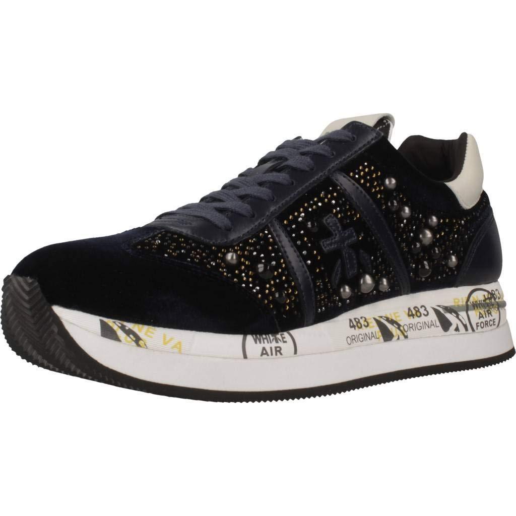 PREMIATA 16460 Sneaker Conny Conny 3364 PREMIATA Blu 6d28e95 - conorscully.space